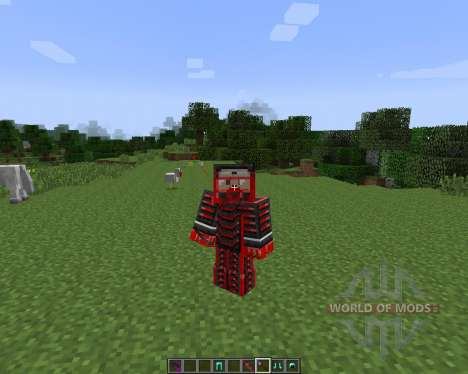 Paintball [1.7.2] для Minecraft