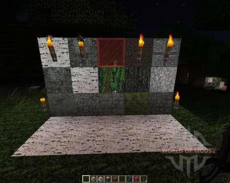 Skyrim HD [32x][1.7.2] для Minecraft