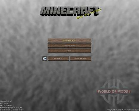 Subarashii [64x][1.7.2] для Minecraft