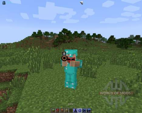 Ratchet and Clank [1.7.2] для Minecraft