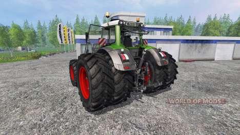 Fendt 936 Vario SCR fix v2.0 для Farming Simulator 2015