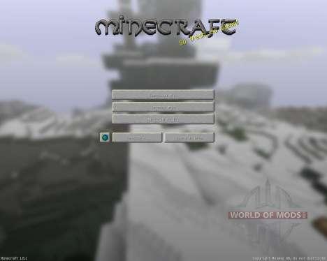 Plunders PixelCraft [16x][1.8.1] для Minecraft