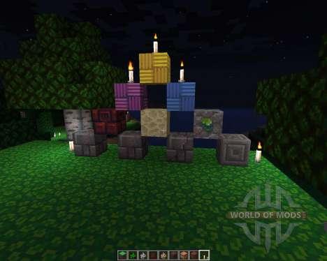 Pixel Daydreams [16x][1.7.2] для Minecraft