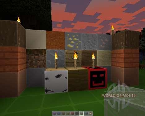 Life [32x][1.7.2] для Minecraft
