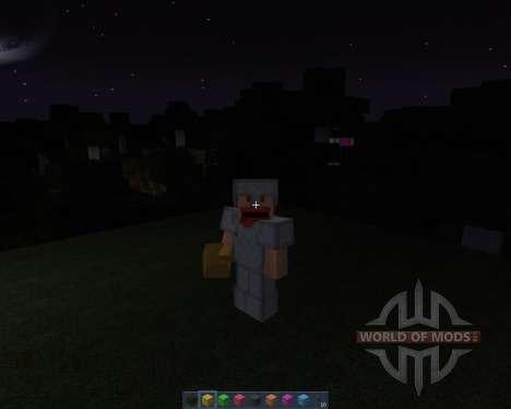 Carnivores Resource Pack [128x][1.7.2] для Minecraft