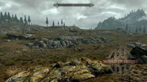 Реалистичные животные и хищники [1.38] для Skyrim четвертый скриншот