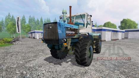 Т-150К [edit] для Farming Simulator 2015