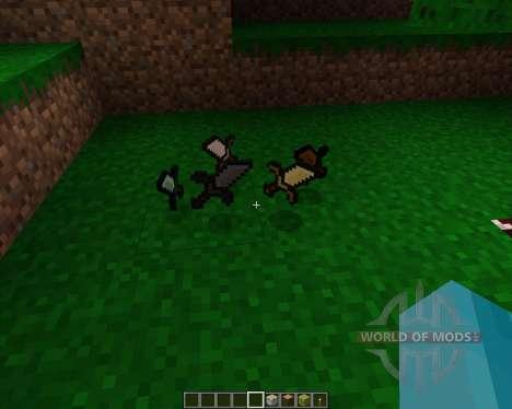 The Crafting Pack [16x][1.8.1] для Minecraft