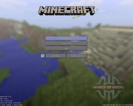Faithful [32x][1.7.2] для Minecraft