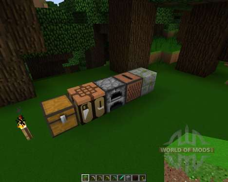 Panda Craft [64x][1.7.2] для Minecraft