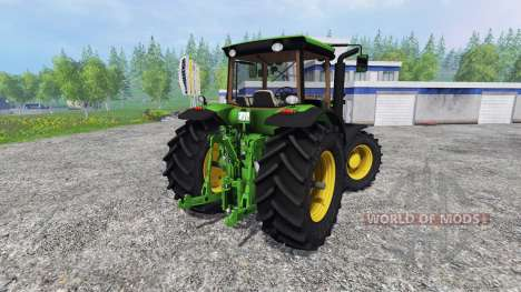 John Deere 7930 full v2.0 для Farming Simulator 2015