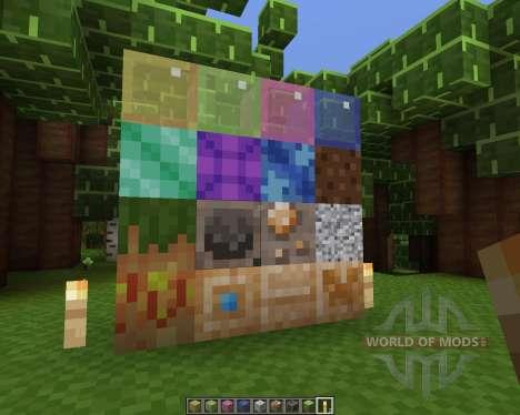 Cute Bit [8x][1.8.1] для Minecraft