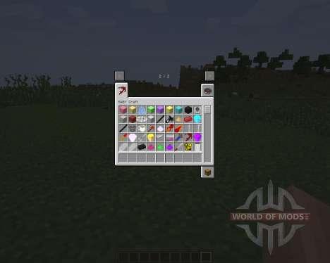 RWBY Craft [1.7.2] для Minecraft