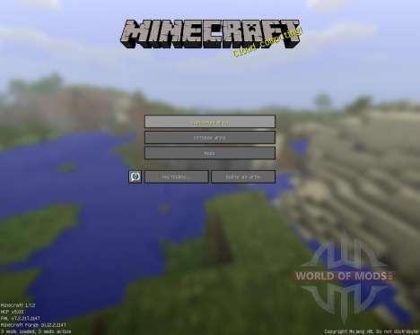 Q-Pack [16x][1.7.2] для Minecraft