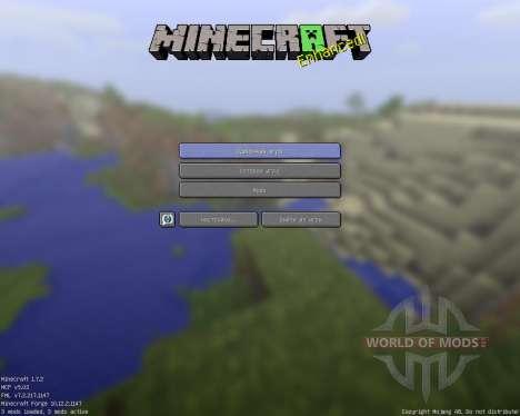 DefStyle [16x][1.7.2] для Minecraft