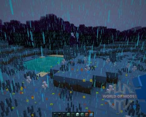 TRON PARCOUR 2 [32х][1.8.1] для Minecraft