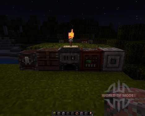 Asphyxious [16x][1.7.2] для Minecraft