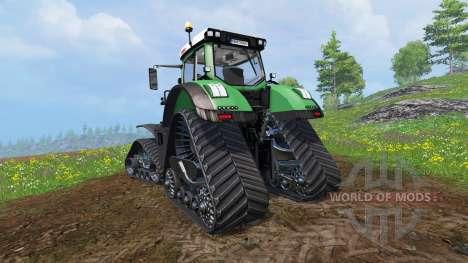 Fendt 1050 Vario Quadtrac для Farming Simulator 2015