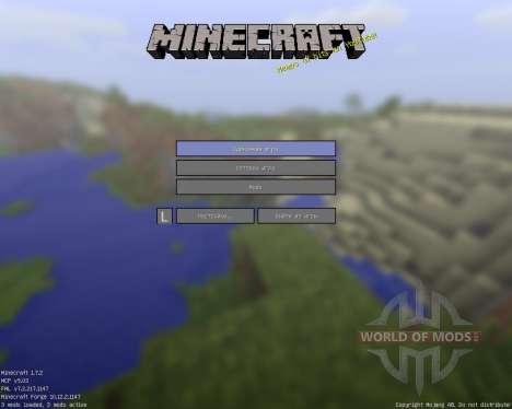 SmoothCraft ResourcePack [16x][1.7.2] для Minecraft