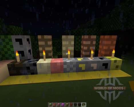 4х4 pack [4x][1.7.2] для Minecraft
