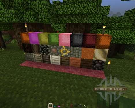 Axian pack [32x][1.7.2] для Minecraft
