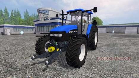 New Holland TM 150 для Farming Simulator 2015