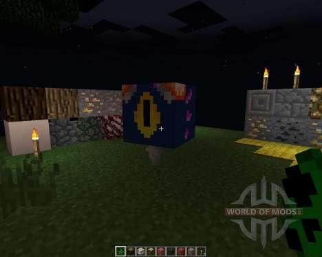 Kid Icarus [32x][1.7.2] для Minecraft