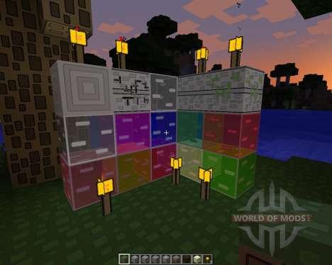 Rectangular Pack [64x][1.7.2] для Minecraft