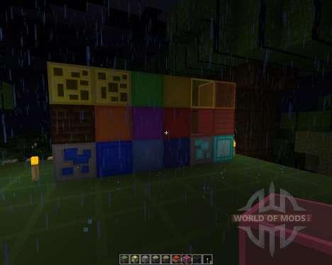 Dynasty [16x][1.7.2] для Minecraft