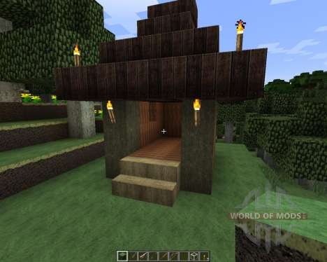 A Tale of Souls and Swords [128x][1.7.2] для Minecraft