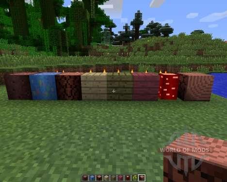 ExtrabiomesXL [1.6.2] для Minecraft