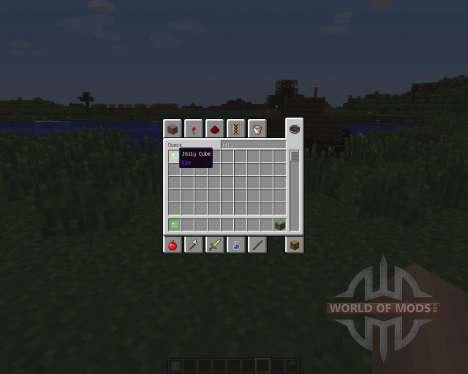Jelly Cubes [1.6.2] для Minecraft