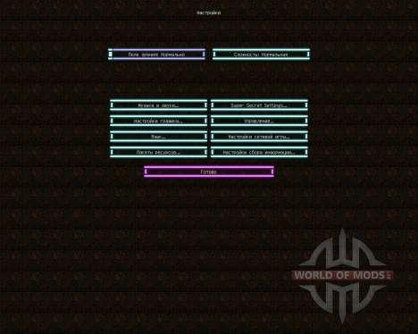 Rapturecraft [64x][1.7.2] для Minecraft