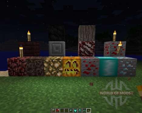 Enhanced [16x][1.7.2] для Minecraft