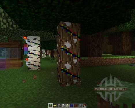 Christmas Craft [32x][1.7.2] для Minecraft