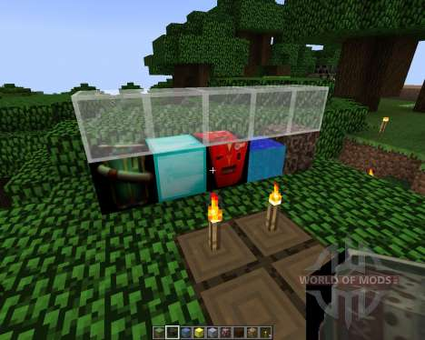 Black ops zombies texture pack [64x][1.7.2] для Minecraft
