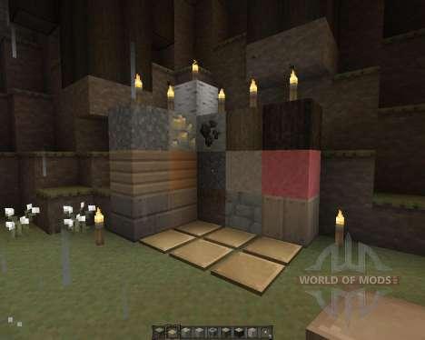 Isabella II [16x][1.7.2] для Minecraft