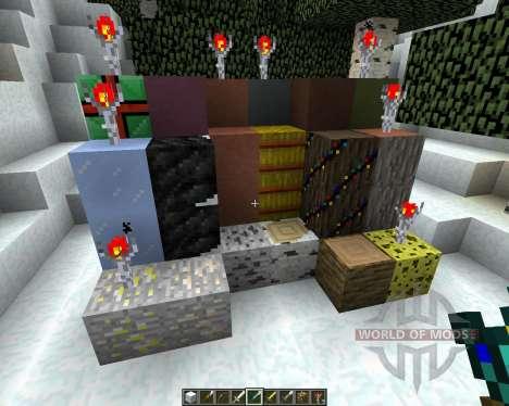 Christmas Texturepack [64x][1.8.1] для Minecraft