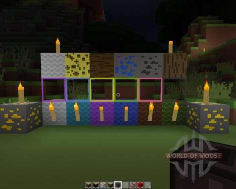 Simplistic [16x][1.7.2] для Minecraft