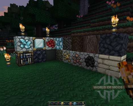 DokuCraft [32x][1.7.2] для Minecraft