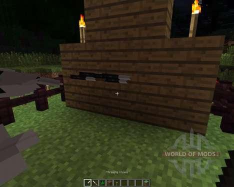 Call of Duty Knives [1.6.2] для Minecraft