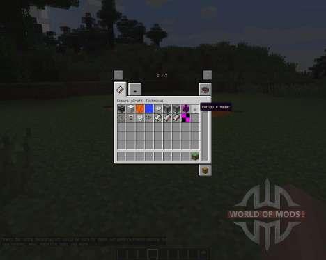 SecurityCraft [1.6.2] для Minecraft