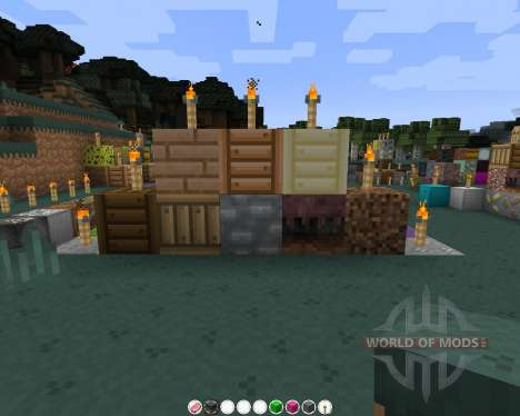 Steamed Up [16x][1.8.1] для Minecraft