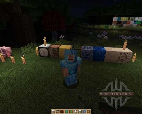 MineLoL Realistic [64x][1.8.1] для Minecraft