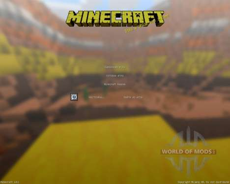 Obsincraft [16х][1.8.1] для Minecraft