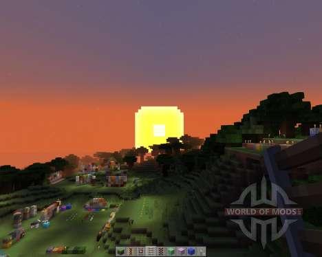 Awsmk [16x][1.7.2] для Minecraft