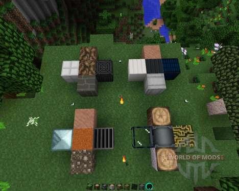 Astro Craft [32x][1.7.2] для Minecraft
