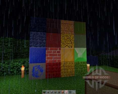Marvelous [64x][1.7.2] для Minecraft