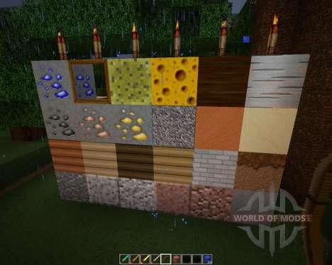 Definitance [128x][1.8.1] для Minecraft