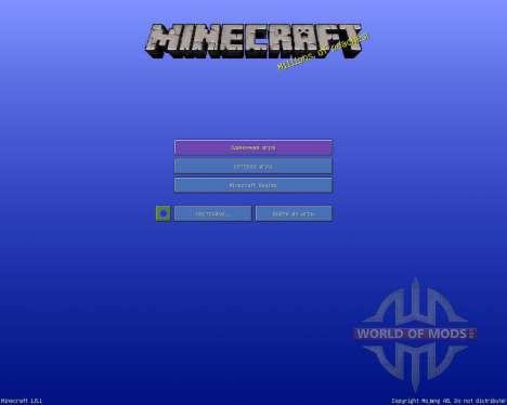 Delborol [32х][1.8.1] для Minecraft